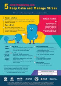 5 Keep Calm and Manage Stress